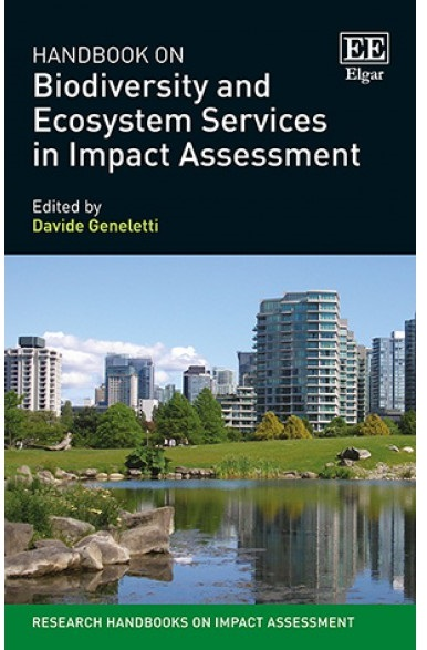 New Handbook on Biodiversity and Ecosystem Services in Impact Assessment