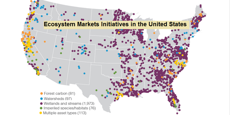 Webinar: Mapping Ecosystem Markets in the United States