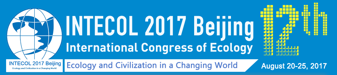 INTECOL2017Beijing: Registration and Abstract Submission is opened