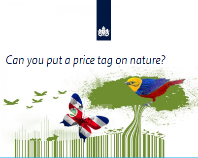 Lunch Seminar: Can you put a price tag on nature?
