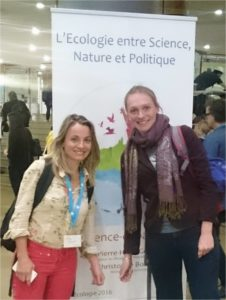 BWG 5 members participated in the International Conference of Ecological Sciences