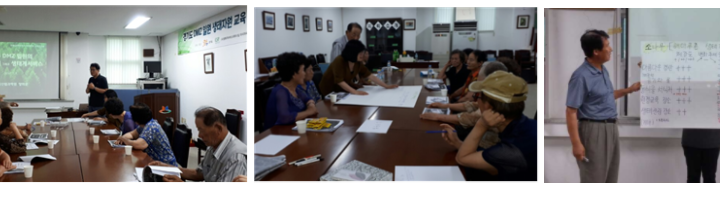ESP Regional Office Asia: community trainings and research on cultural ES