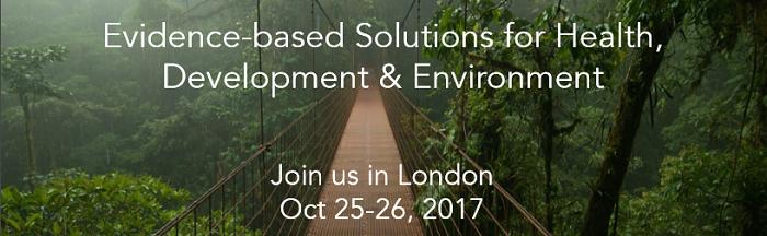 Evidence-based Solutions for Health, Development & Environment