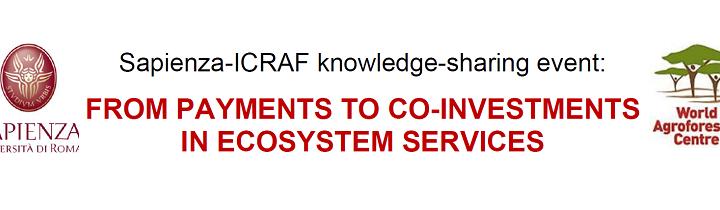 Sapienza-ICRAF Knowledge-sharing Event