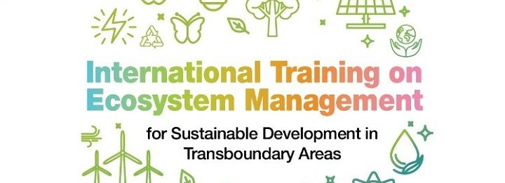 ESP RO Asia: International training on integrated transboundary nature management