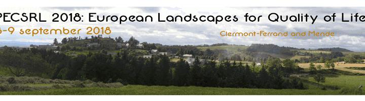 Landscape Europe PhD Course, 14-15 June 2018.