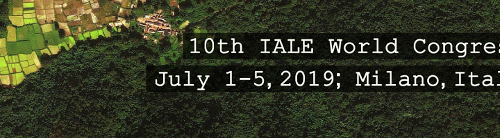 IALE 2019 World Congress