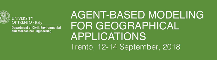 Course: ABM2018 Agent-Based Modeling for Geographical Applications