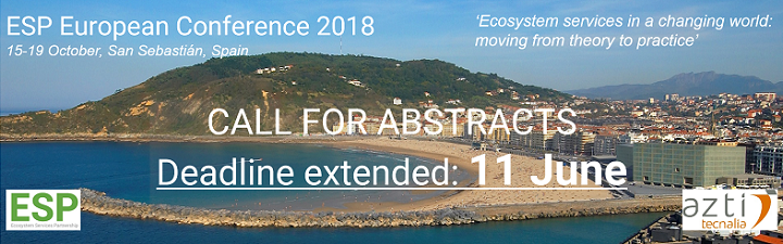 ESP European Conference 2018 – Abstract Submission Deadline Extended to 11 June
