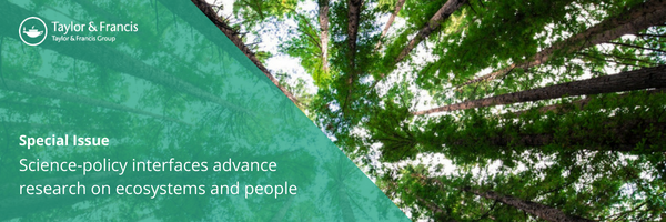 Call for papers: Science-policy interfaces advance science on Ecosystems and People