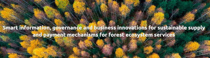InnoForESt – A project on new policy and business models for forest ecosystem service provision