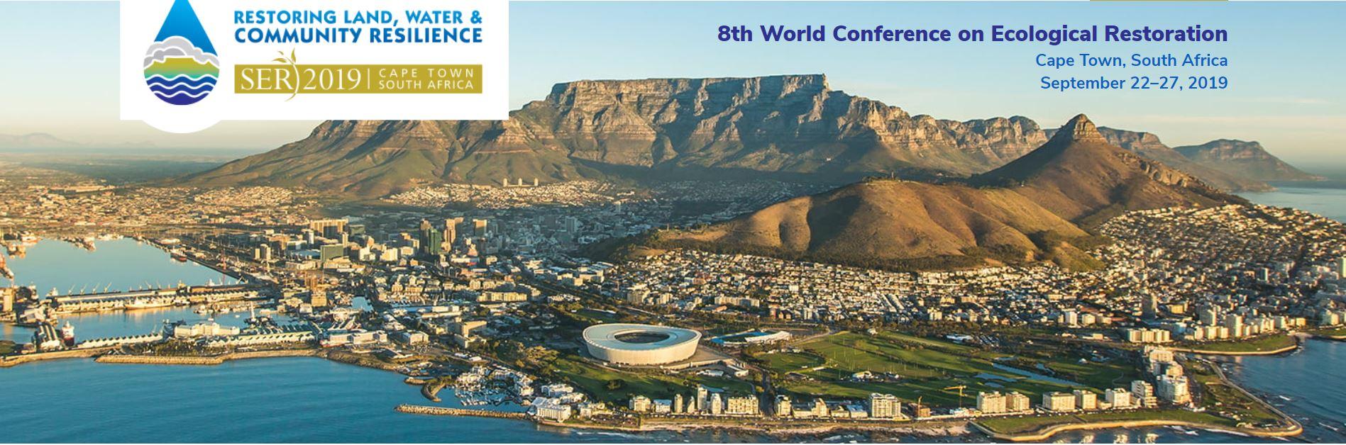 SER 2019: 8th World Conference on Ecological restoration