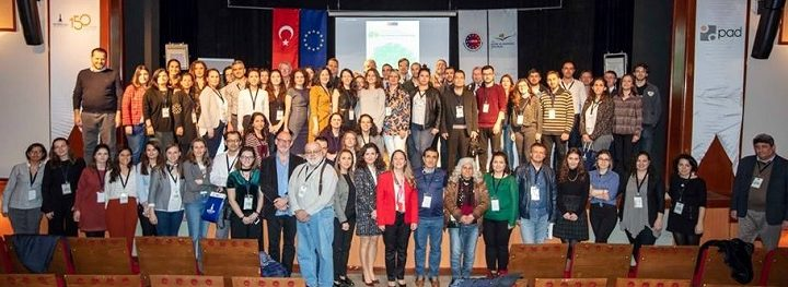 Landscape Research Society- IALE Turkey organized a conference