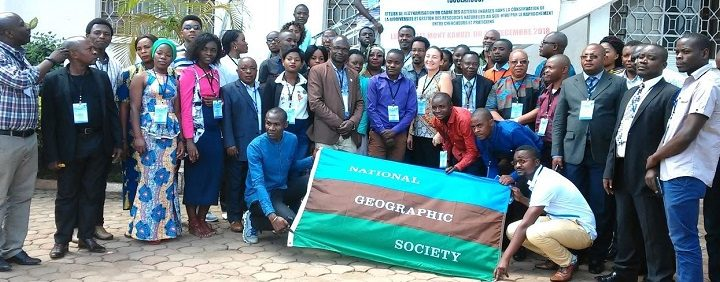 Workshop on biodiversity conservation and natural resource management in South Kivu, DRC