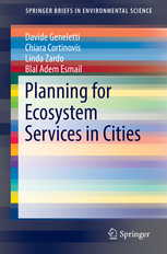 New book (Open Access): Planning for ecosystem services in cities