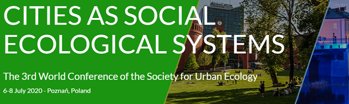 Conference: Cities as social-ecological Systems