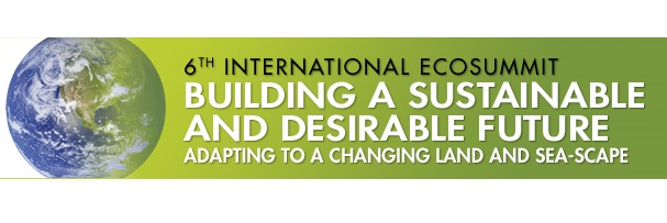EcoSummit 2020: deadline for abstract submissions extended to 6 December