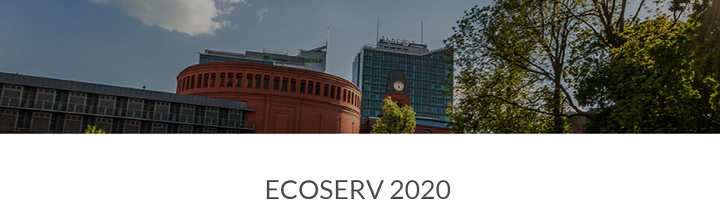 "ECOSERV 2020 – 6th Scientific Symposium ""Ecosystem services in transdisciplinary approach"", 6-8 July 2020, Poznan, Poland"