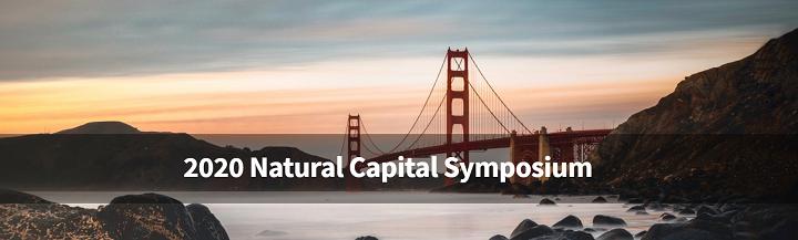 2020 Natural Capital Symposium, Stanford, US