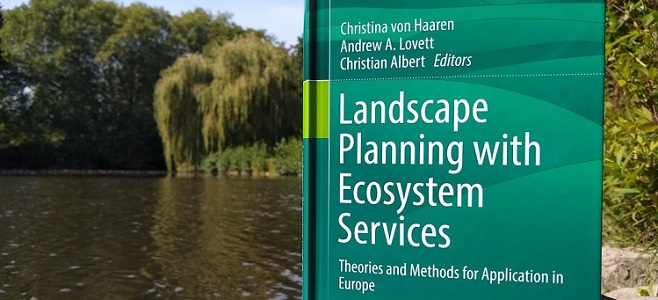 New handbook published:  Landscape Planning with Ecosystem Services