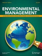 Call for Contributions: Special Issue in Environmental Management