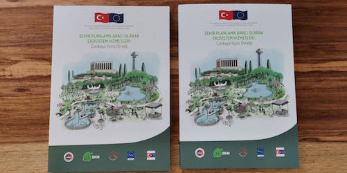New book: Ecosystem Services as an Urban Planning Tool: The Case of Çankaya District