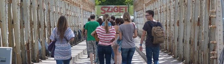 Assessing impacts on biodiversity of the Sziget Festival