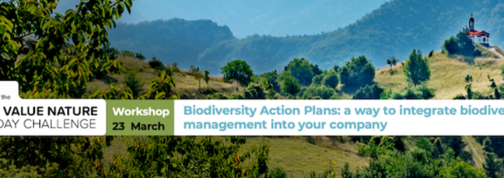 Biodiversity Action Plans: a way to integrate biodiversity management into your company